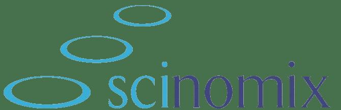 The Scinomix logo