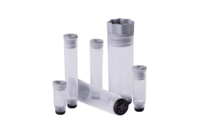 Micronic's range of internally threaded push cap and screw cap tubes
