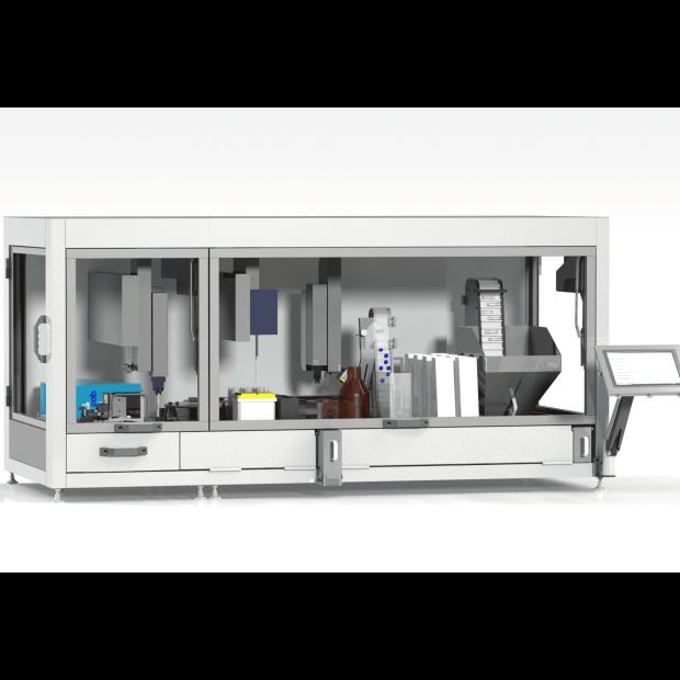 The Flex tube processor by HTI bio-X