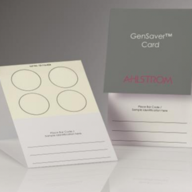 GenTegra collection cards