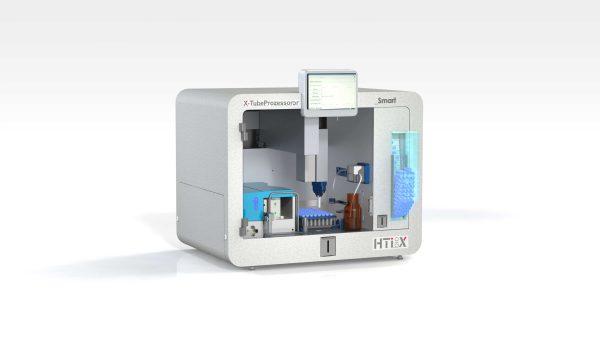 The X-TubeProcessor Smart by HTI bio-X