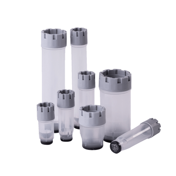 Micronic's range of externally threaded tubes