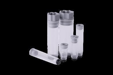 Micronic's range of internally threaded tubes