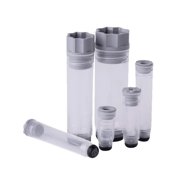 Micronic's range of internally threaded tubes