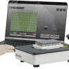 Micronic DR500 full rack code reader with side barcode reader and new Micronic code reader software