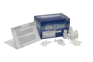 Saliva dna isolation kit by Norgen Biotek