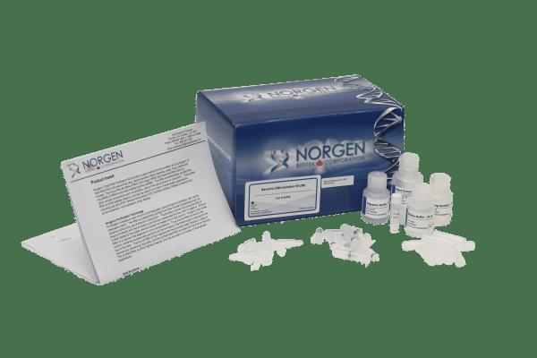 Saliva dna isolation kit by Norgen Biotek