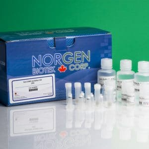 A Soil Total RNA Purification Kit from Norgen Biotek