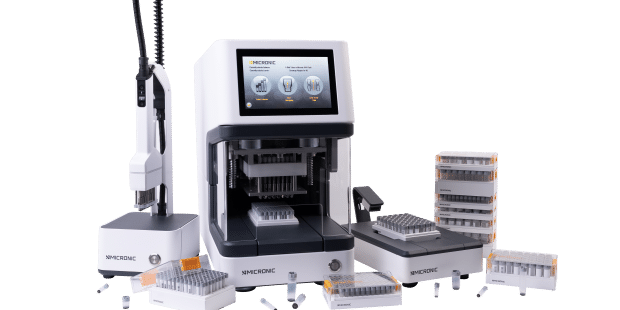 Range of Micronic equipment