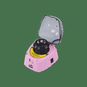 pink mini centrifuge